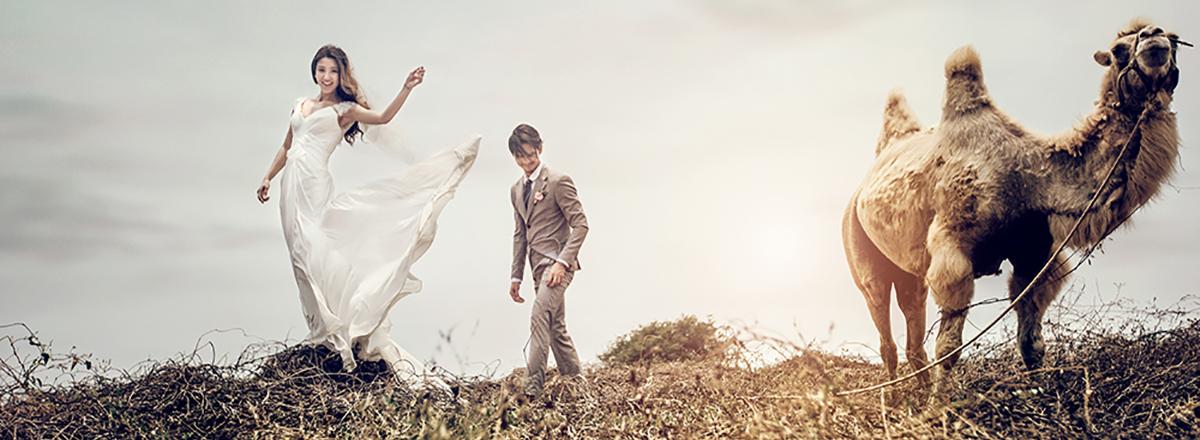 三亚婚纱摄影经典套系