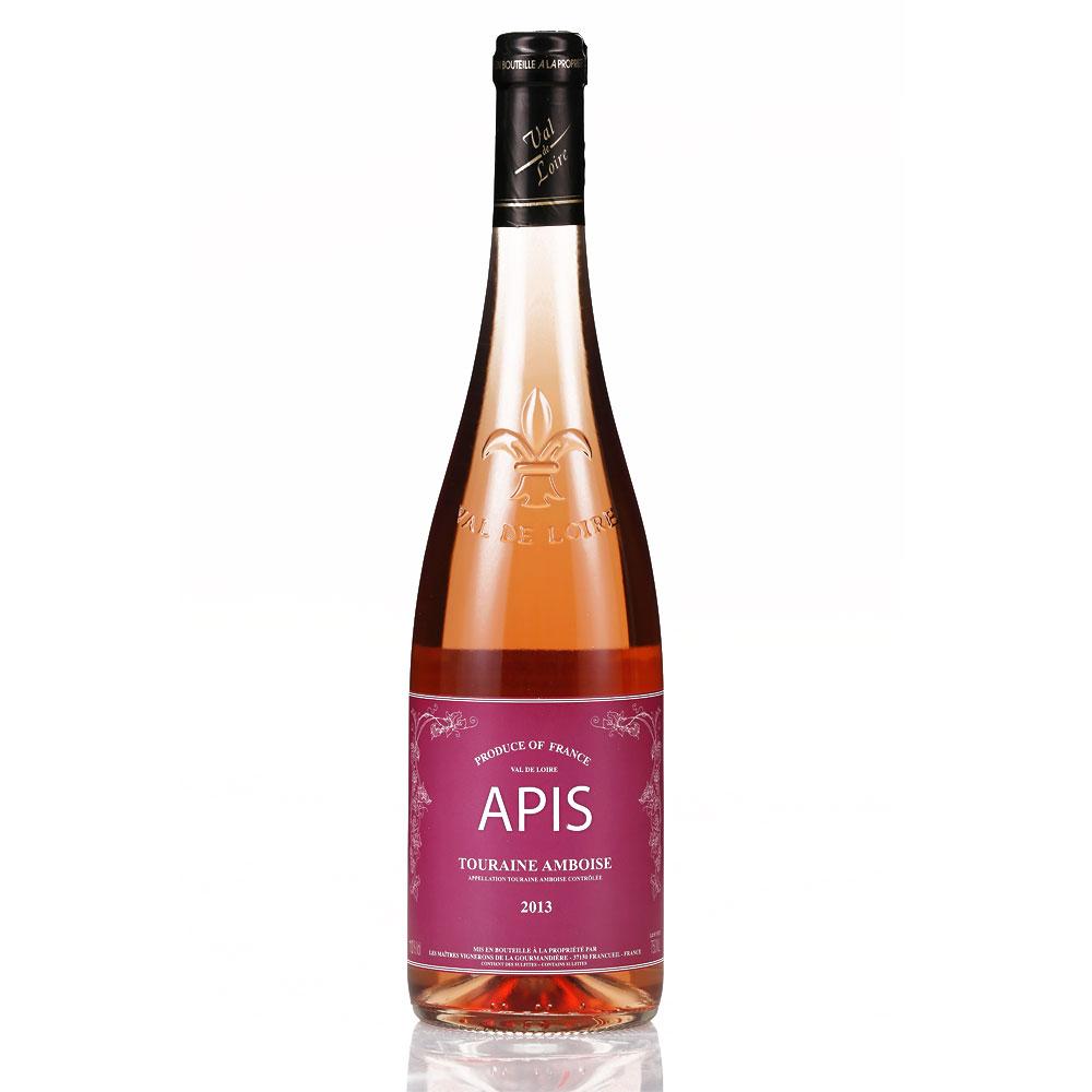 法国进口 阿卑斯安布尼斯桃红葡萄酒750ml