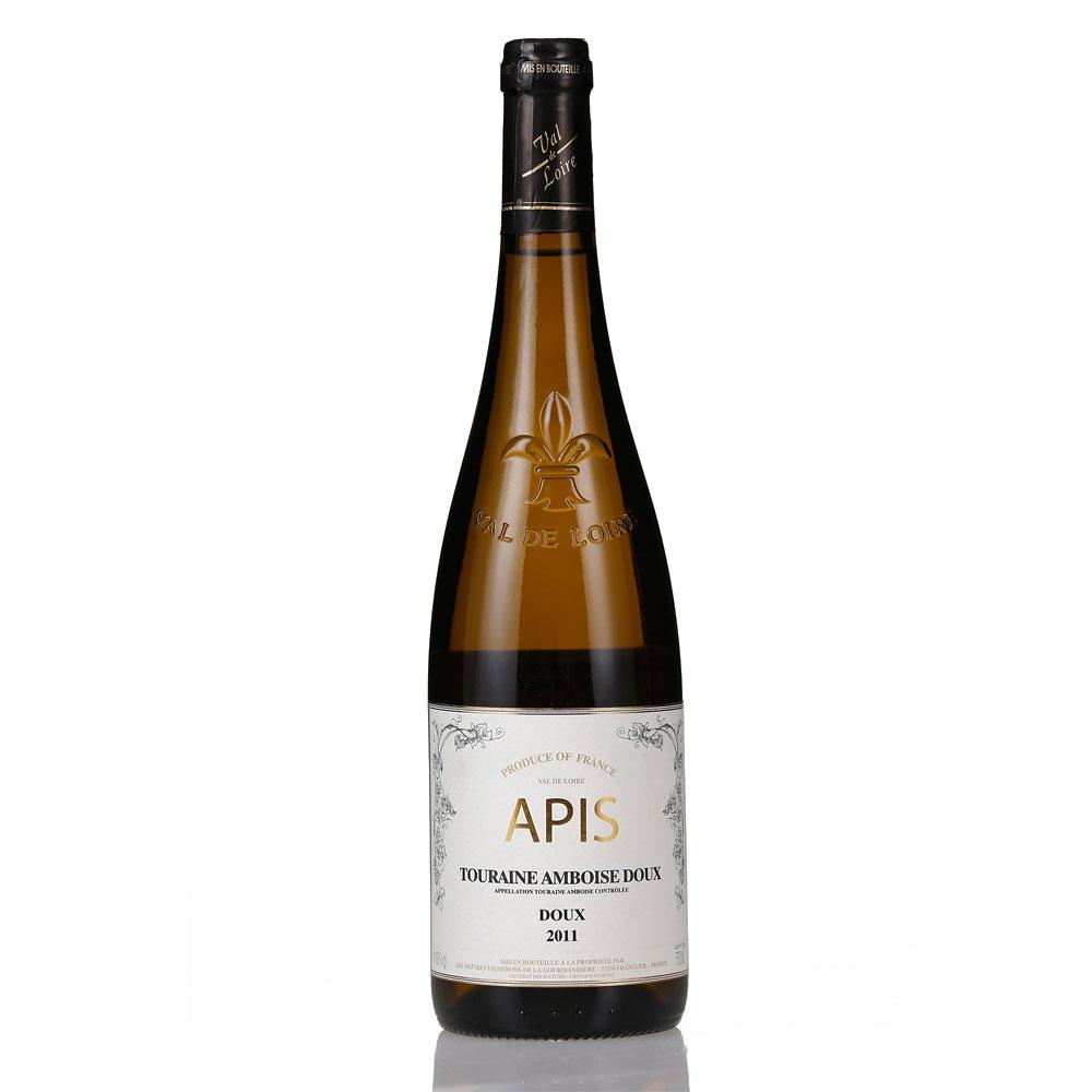 法国进口 阿卑斯安布尼斯半甜白葡萄酒 750ml