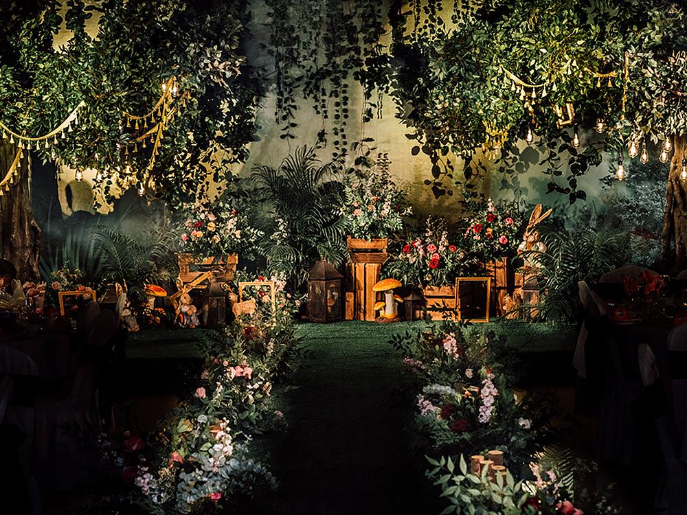 芒果婚礼策划